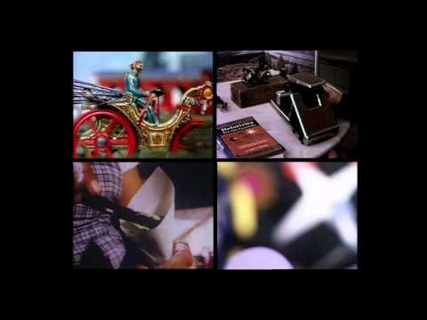 Eames TV | Eames Office #Eames toy film quartet! Watch it on our website here.