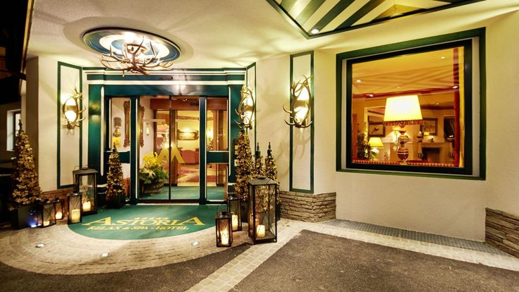 Relax & Spa Hotel Astoria, Seefeld - 5-Sterne Hotel   Tiscover