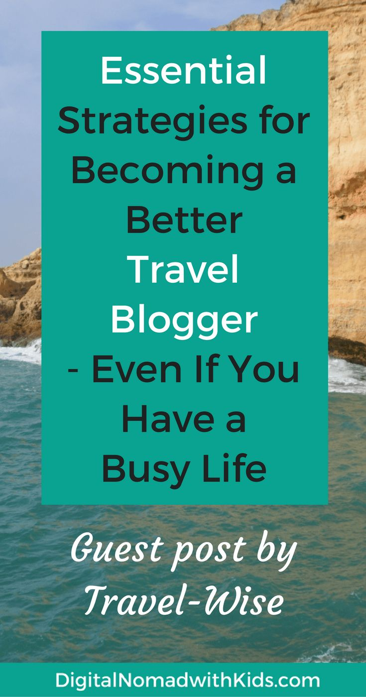Here are a few very important tips that will help you to take your travel blogging to the next level — even if you are very busy | travel blogging tips |