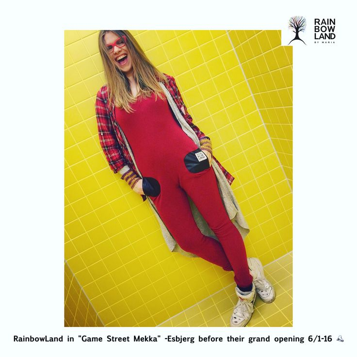 #rainbowland #jumpsuit VISIT WWW.RAINBOWLAND.DK to see all of our jumpsuits #style #fashion #jumpsuit #trendy #funky #red #wool #knit #catsuit #buksedragt