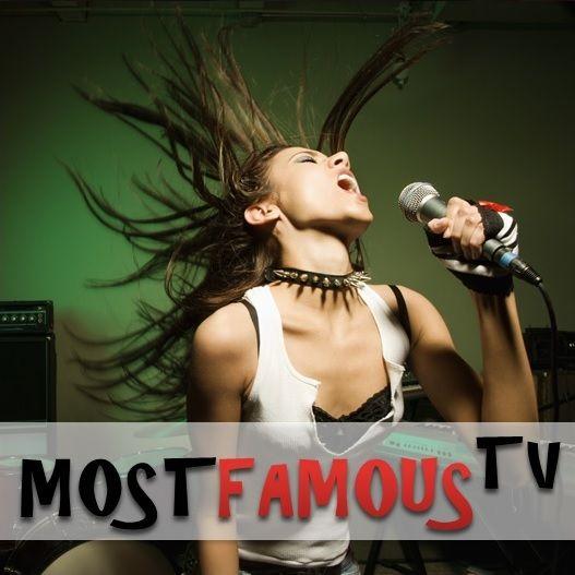 Most Famous TV