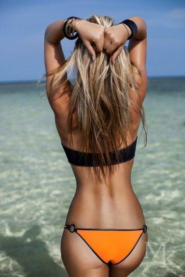 Beach Girl  #beach #tropical #trip #travel #girl #sexy #sea #swimsuits