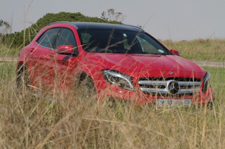 Mercedes-Benz GLA #GLAadventure