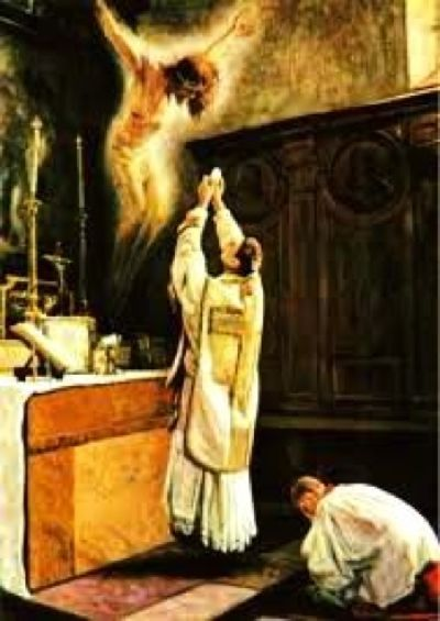 The Holy Mass: Losing Reverence means Losing Credibility … http://corjesusacratissimum.org/2013/05/the-holy-mass-losing-reverence-means-losing-credibility/