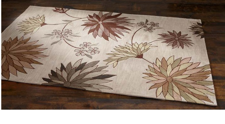 Elegant Christina Floral Rug By Country Door.