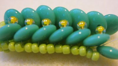Bead Street Online: More Classes with Metals and Two Hole Lentils