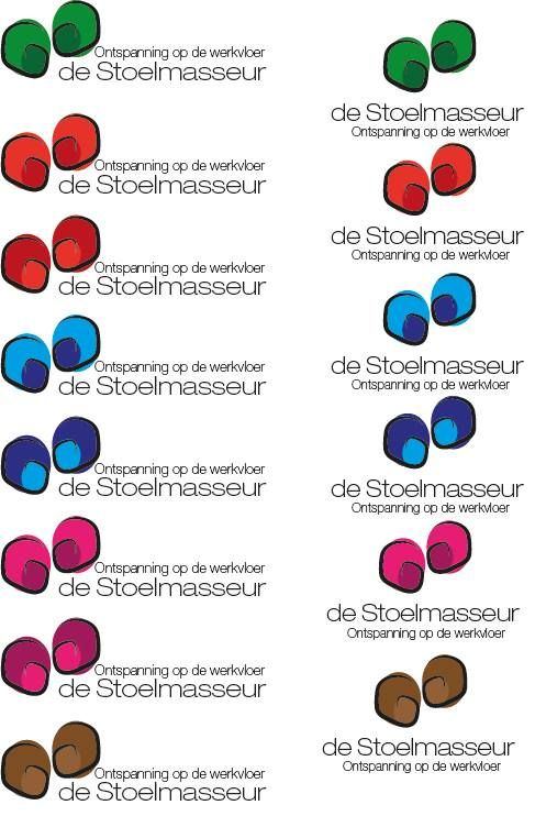 #logo stoelmasseur #made by #kennyderidder
