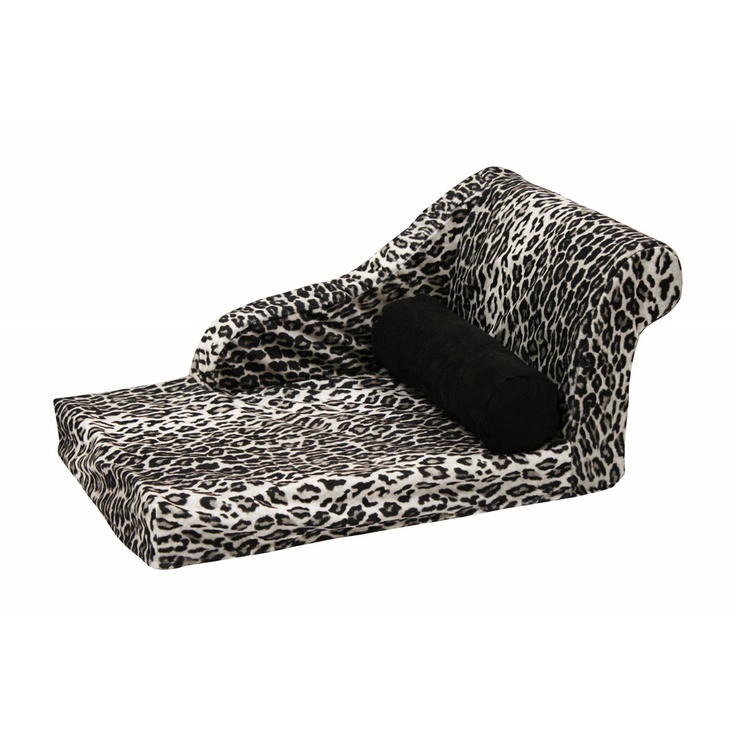 15 best images about chaise life on pinterest cheetah for Animal print chaise lounge