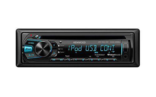 1-X-KDC-258U-Kenwood-Single-DIN-In-Dash-CDMP3-Stereo-Receiver-with-USBAUX-Input-0