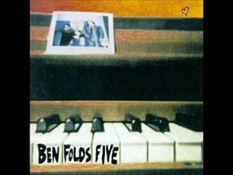 "BEN FOLDS FIVE ""Philosophy"""