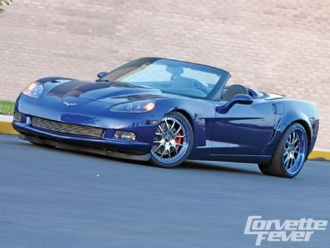2006 Chevrolet Corvette - Wild Twin-Turbo C6 Convertible - Corvette Fever Magazine