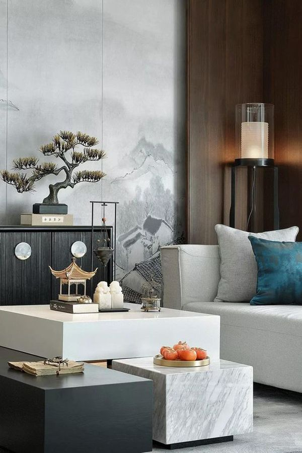 30 Modern Interior Design With Japanese Influences Chinese Style Interior Modern Chinese Interior Interior Decorating Styles