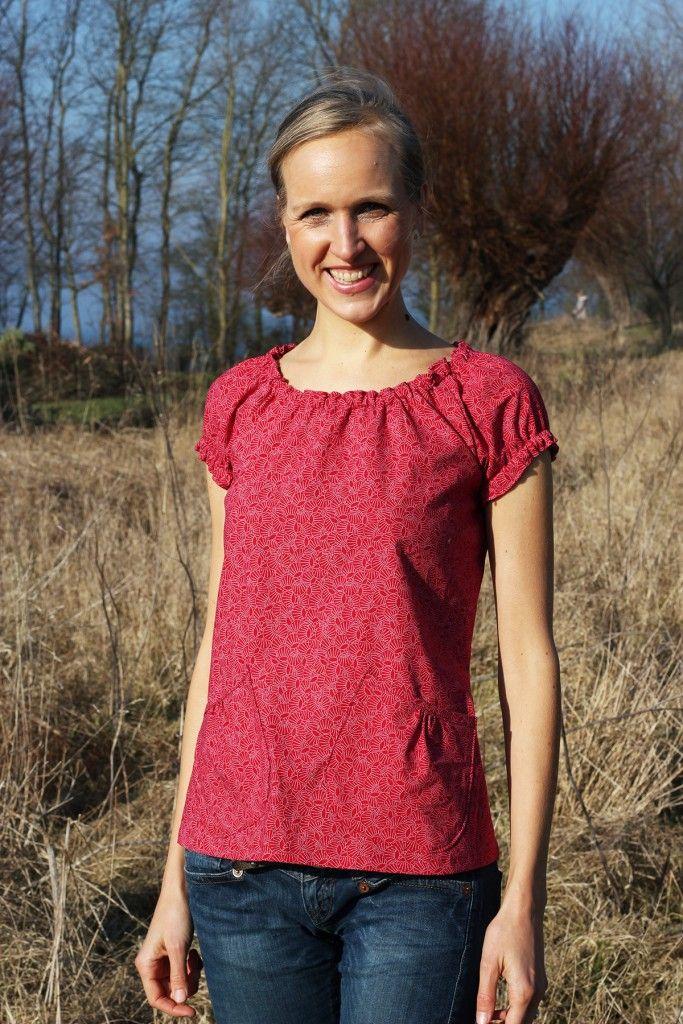12 best damen schnittmuster webware images on Pinterest | Sewing ...