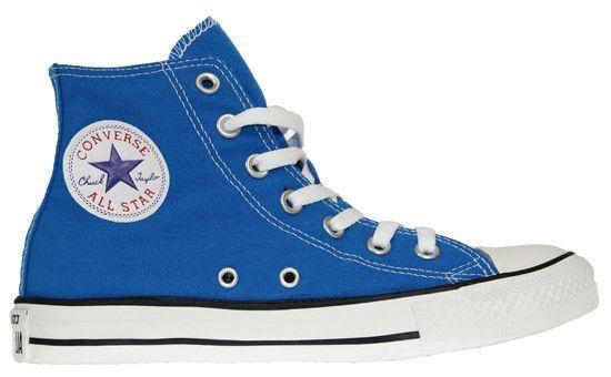 Niebieskie Converse All Star Chuck Taylor -31%! http://bit.ly/ConverseWoman