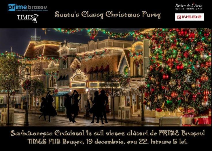 Santa`s Classy Christmas Party