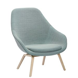 CASANOVA Møbler — Hay - About A Lounge Chair AAL93 - high