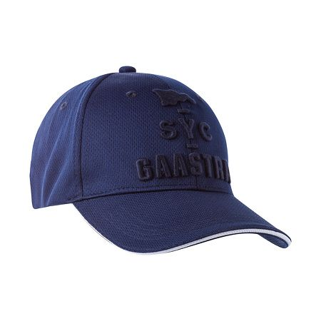 Cap Uranium Men - Sporty baseball cap with intricate embroidery on the front. The perfect finishing touch for a casual maritime outfit.