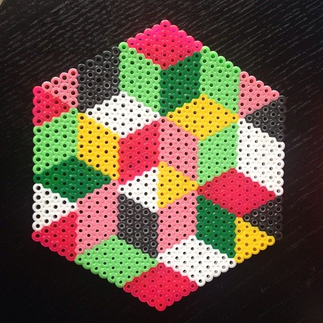 Perler bead design by tinakrag