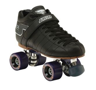 Bandera Sure-Grip Skate  Strapping these skates on is like sitting in an old, comfortable saddle. http://www.shop.rollwithitct.com/Bandera-Sure-Grip-Skate-SESBSGS.htm