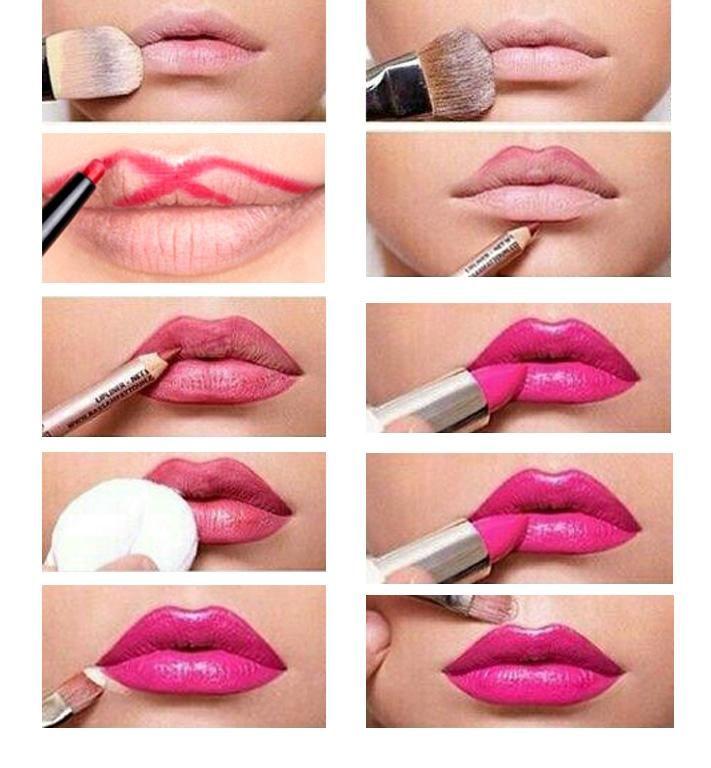 TRUCO DE LABIOS | Cuidar de tu belleza es facilisimo.com