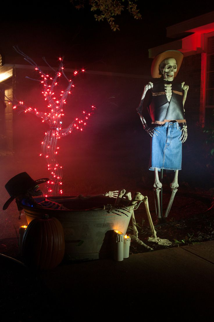 halloween haunt theme ideas