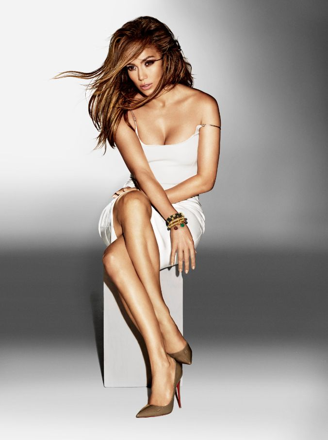 Jennifer Lopez for her collection with Endless Jewelry.  www.bevjewelers.com