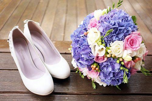 bridal shoes~~