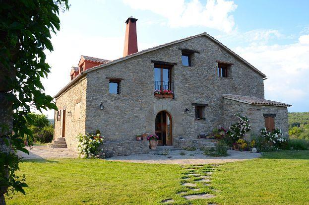 Casa El Puy, en Huesca