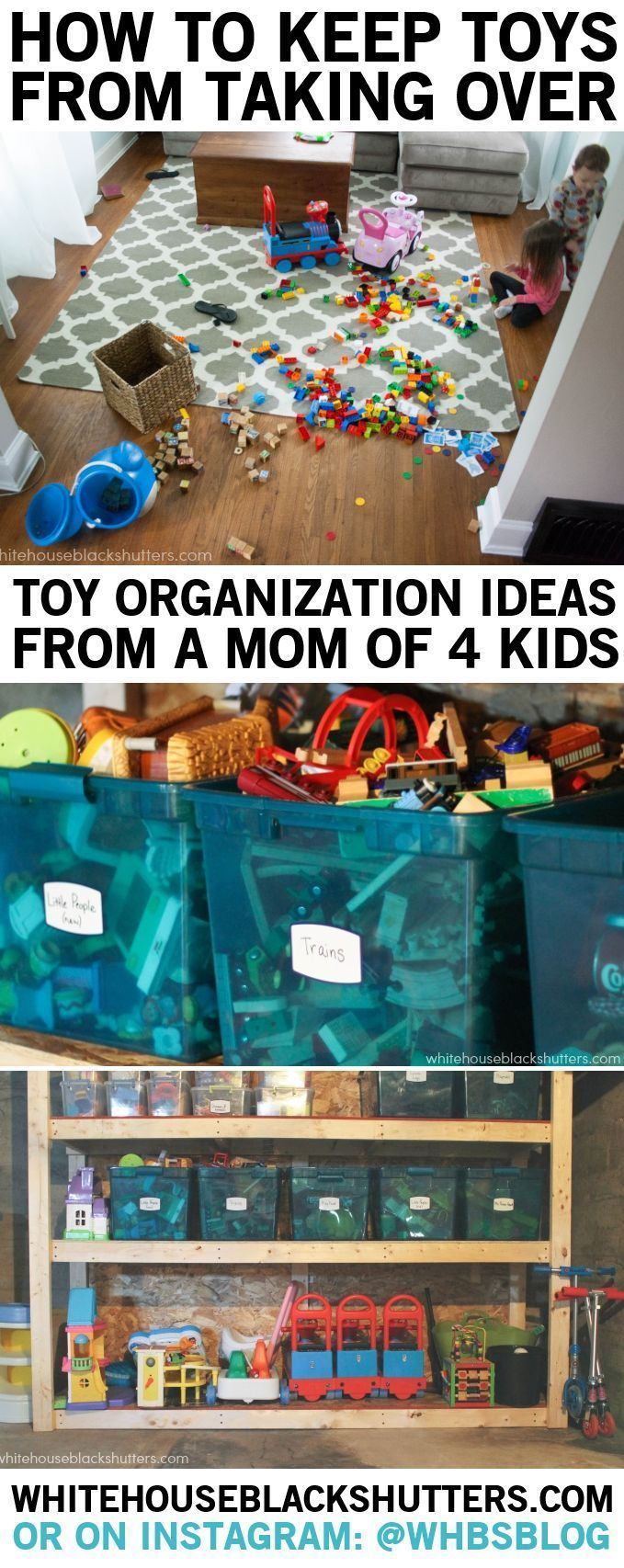 25 Best Ideas About Toy Organization On Pinterest