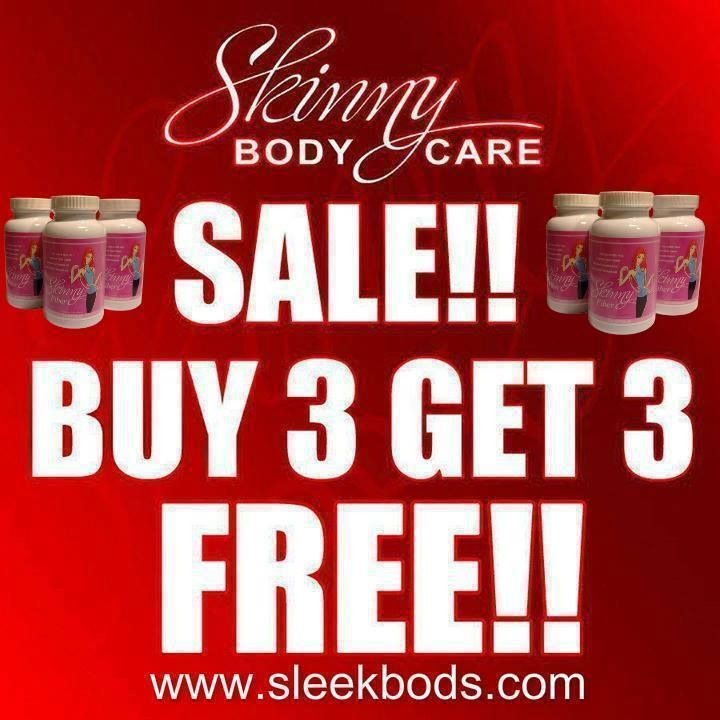 Try skinny fiber today click here www.sleekbods.com ✔ Wanting to Lose weight? ✔ Reduce those sugar cravings? ✔ Reduce your appetite and feel fuller quicker? ✔ Increase your energy production?  ✔ Increase your metabolism? ✔ Gain control of your Health? Well this product may be exactly what you need, it's a natural plant based product and all it takes is just 2 Capsules twice a day..  also join my support group www.facebook.com/groups/fatblastingfriends1 Order skinny fiber or any of our…