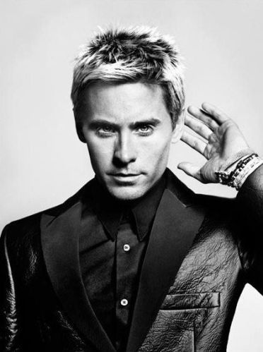 jared leto mmm been listening to 30 Seconds to Mars all day on Pandora so im kinda in a Leto bros mood.
