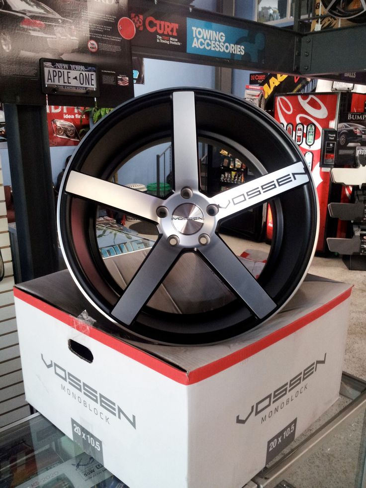 Vossen - My Future Rims.