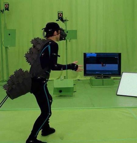 野村萬斎『シン・ゴジラ』でゴジラ役! モーションキャプチャで命吹き込む