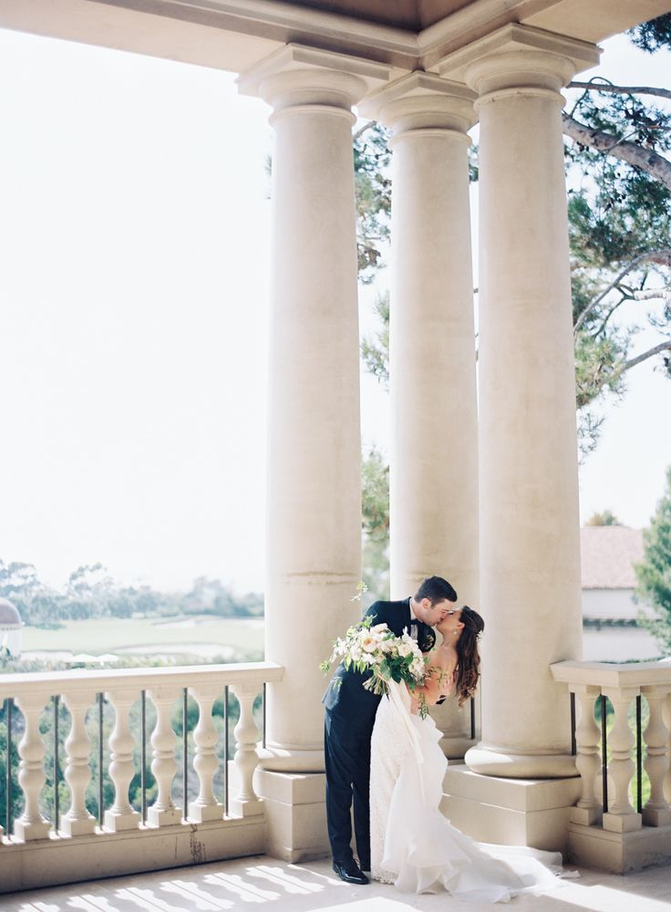 Pelican Hill wedding with LVL Events