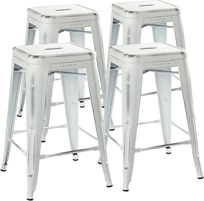 amazon urbanmod 24 inch bar stools for kitchen