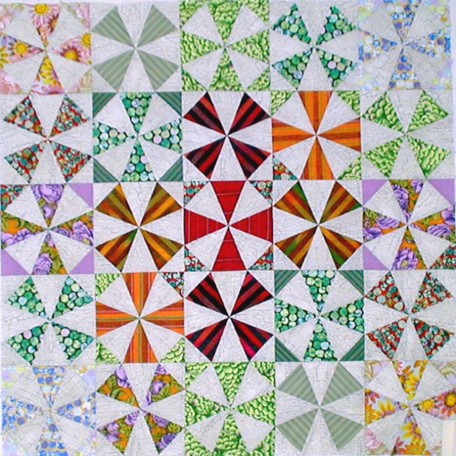 149 best Kaleidoscope Quilt Blocks images on Pinterest | Beautiful ... : kaleidoscope quilt block - Adamdwight.com