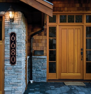 36 best stone shingle images on pinterest traditional for Location plaque garage