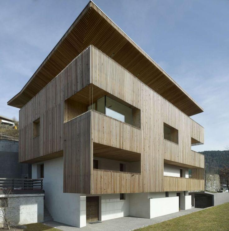 PF House by Burnazzi Feltrin Architetti