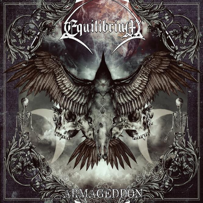 Recenzja: Equilibrium - Armageddon. Rok wydania: 2016. Gatunek: Folk metal/Symphonic metal