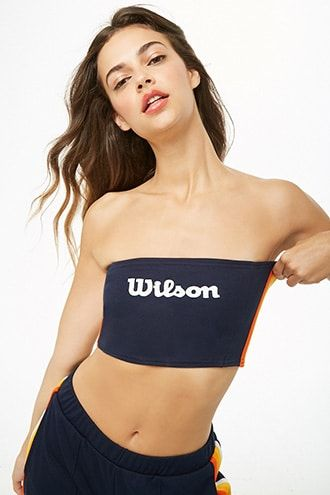 26db58e8cd Wilson Cropped Tube Top
