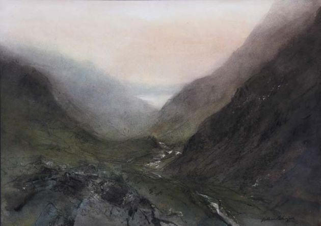 Llanberis Pass - William Selwyn