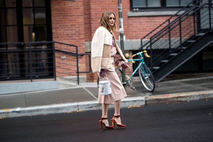 Snapped: Pretty in Pink | Olivia Palermo