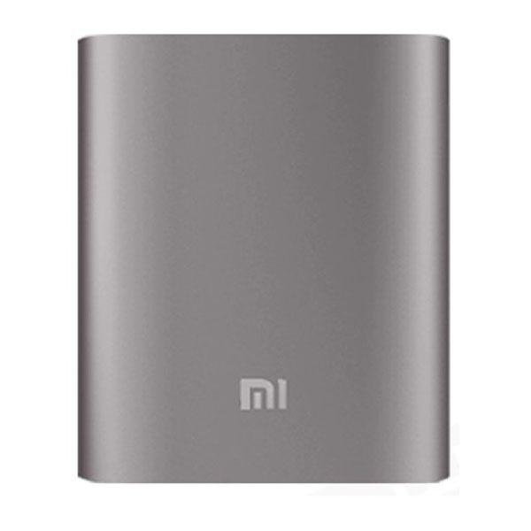 Original XIAOMI 5V 2A 10400mAh Power Bank For Smartphone Silver