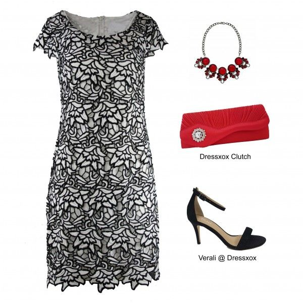 Ayshan Luxury Lace Evening Dress