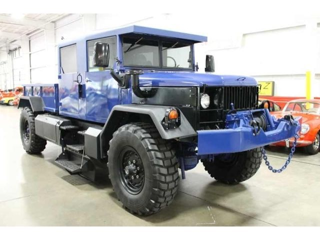1978 Other Makes M35A2 Jeep Duece and a Half Quad cab with Suicide Doors
