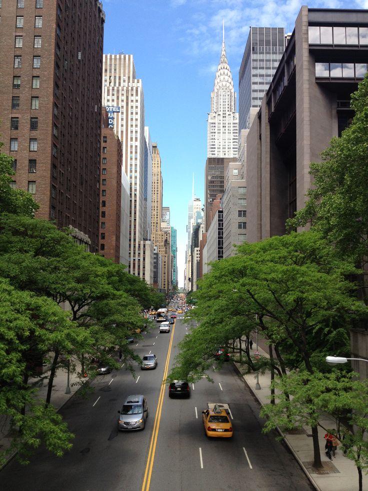 Voor een stevig potje cultuur snuiven en fancy shopping aan de New Yorkse Upper East Side moet je hierheen.