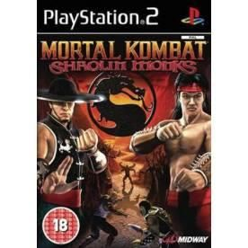 Mortal Kombat Shaolin Monks Game PS2 | http://gamesactions.com shares #new #latest #videogames #games for #pc #psp #ps3 #wii #xbox #nintendo #3ds