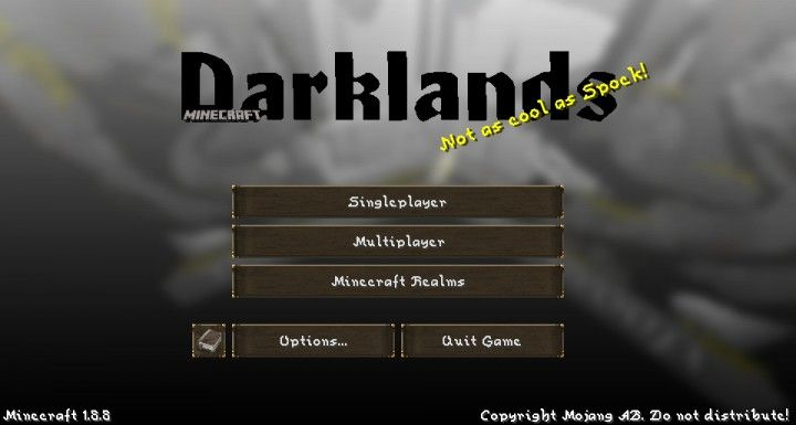 """Darklands Resource Pack 1.10/1.10.2is a very popular Texture Pack thatis compatible with Minecraft 1.10. The 1.10 Resource Pack has a color-rich and pretty simple design. It has been made by """"anicked1"""". The artwork comes with slightly darkish textures. More over thisTexture Pack..."""