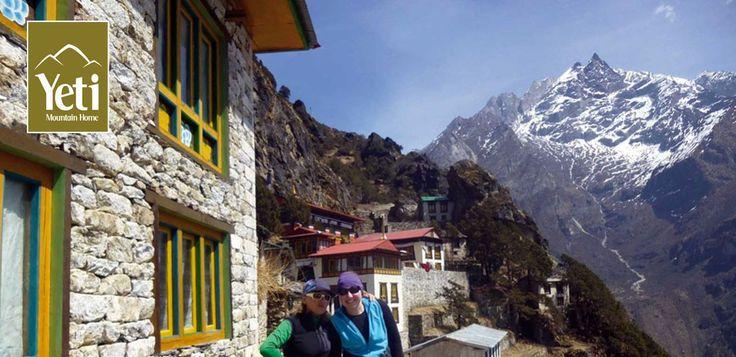 Nepal - Everest - Lodge Komfort Trekking  Noch eine Person zur gesicherten Durchführung...   http://www.amical-alpin.com/trekking/nepal-tibet/everest-lodge-komfort/