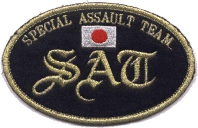 Special Assault Teams (特殊急襲部隊 Tokushu Kyūshū Butai?)